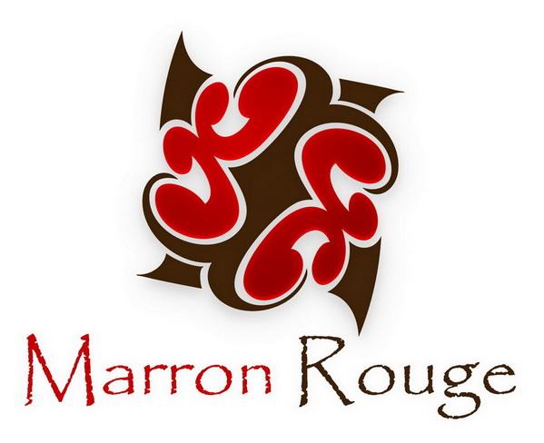 Marron Rouge